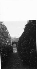 35mm B/W film - Lanyon Homestead, Lanyon Valley, outside Canberra ACT Australia (John Panneman Photography (AcePanno)) Tags: bw landscape blackwhite australia olympus canberra act om1n lanyonhomestead lanyonvalley