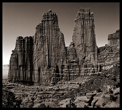 Fisher Towers (doug k of sky) Tags: utah doug towers fisher moab mountainscapes kofsky