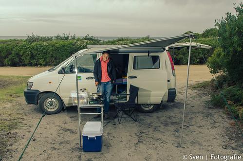 Our Tassie Campervan