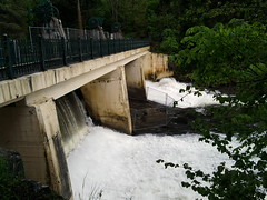 Photo of Stoneybyres Hydro Power Station  River Clyde