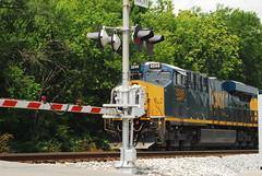 DSC_1062 (shooter147) Tags: nikon d200 sigma 28803556iimacro train crossing csx