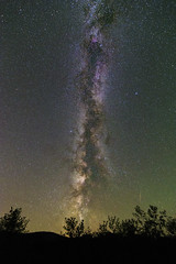 Meteor (Flat-Sax Jones) Tags: night sky stars meteor milky way nikon d610 long exposure tokina 1628