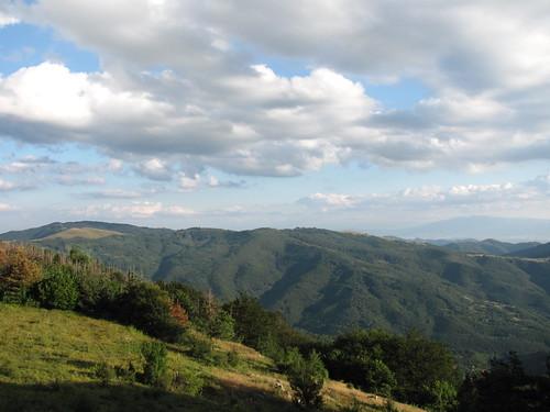 Склоновете на Голема планина / Slopes of Golema mountain