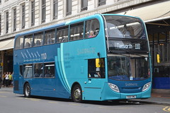 Arriva Midlands 4412 YX64VMG (Will Swain) Tags: birmingham 25th july 2016 west midland midlands city centre bus buses transport travel uk britain vehicle vehicles county country england english arriva 4412 yx64vmg