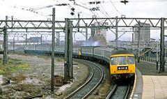 Hey day of the Trans Pennine (delticfan) Tags: transpennine 124 class124 dmu ardwick 51951