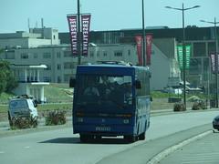 Tantivy 5 (Coco the Jerzee Busman) Tags: tantivy blue coach bus tours jersey uk channel islands
