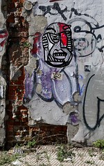 HH-Wheatpaste 3031 (cmdpirx) Tags: hamburg germany reclaim your city urban street art streetart artist kuenstler graffiti aerosol spray can paint piece painting drawing colour color farbe spraydose dose marker stift kreide chalk stencil schablone wall wand nikon d7100 paper pappe paste up pastup pastie wheatepaste wheatpaste pasted glue kleister kleber cement cutout