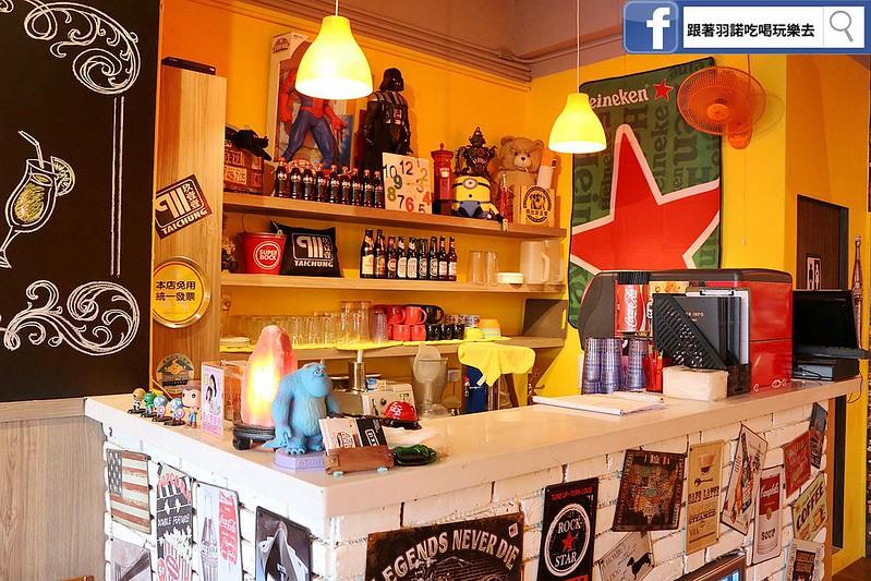 巴克斯美式小館板橋美式餐廳10