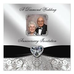 (60th Wedding Anniversary 5.25x5.25 Photo Invite) #60Th, #60ThWeddingAnniversary, #Anniversary, #Diamond, #DiamondWeddingAnniversary, #DigitalbconImagesDesign, #Photo, #WeddingAnniversary, #WeddingAnniversaryPhoto is available on Custom Unique Wedding Inv (CustomWeddingInvitations) Tags: 60th wedding anniversary 525x525 photo invite 60thweddinganniversary diamond diamondweddinganniversary digitalbconimagesdesign weddinganniversary weddinganniversaryphoto is available custom unique invitations store httpcustomweddinginvitationsringscakegownsanniversaryreceptionflowersgiftdressesshoesclothingaccessoriesinvitationsbinauralbeatsbrainwaveentrainmentcom60thweddinganniversary525x525photoinvite weddinginvitation weddinginvitations