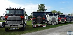 Cabover Trucks (Daily Diesel Dose) Tags: cabover fordcl9000