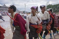 2016_Tibet_Flickr_2star-121 (arkienkeli) Tags: tibet repkong shaman festival tongren amdo