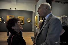 M9090251 (pierino sacchi) Tags: castellovisconteo il900 inaugurazione mostra museicivici pittura sindaco