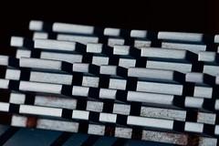 Disipador 01 (Antonio P. O.) Tags: macro macrofotografa aluminio superficie disispador