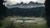 Lago di Carezza (Carsten Tamm) Tags: carezzalake dolomiten italien karersee rosengarten welschnofen