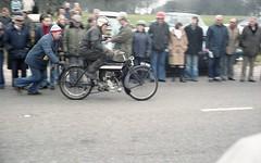 Motorcycle Reg: FC 1111 (bertie's world) Tags: sunbeam pioneer run 1979 epsomdowns motorcycles motorcycle reg fc1111