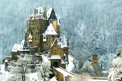 x-default (lfcarter100) Tags: castle germany fortress eltz tower travel burg building europe palace architecture knight tourism landmark ancient old fortification medieval scenic princess queen prince view burgeltz fairytale king bridge heritage fort history hill monument winter snow