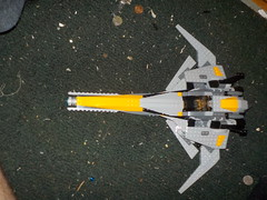 Reilly-Class Fighter (Toa Banshee) Tags: starfighter starship star fighter space ship spaceship lego