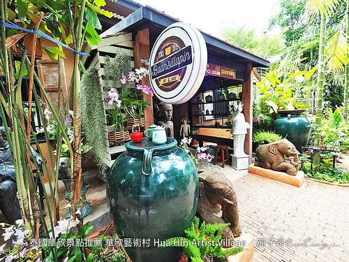 泰國華欣景點推薦 華欣藝術村 Hua Hin Artist Village 84