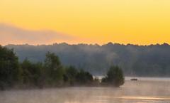 Morning on the lake, Manana en el lago, Petit matin sur le lac... (jymandu) Tags: