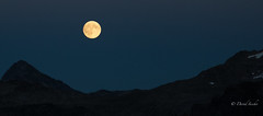 Blue-hour moonrise (D. Inscho) Tags: northcascades washington pacificnorthwest northwest moon moonrise bluehour night