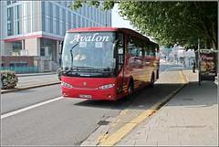 Avalon PN07EHR (welshpete2007) Tags: avalon coaches marcopolo pn07ehr