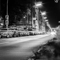 Nightlightlines (S. Boblest) Tags: street streetart struktur licht linien lichtundschatten lichtlinien monochrom monochrome stadt city bnw bw sw nacht night wow capture canon