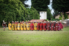 IMG_9299 (scramasacs) Tags: tempora aquileia romans reenactment historicalreenactment friuli fvg