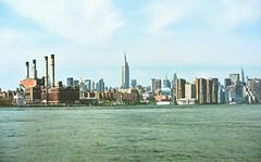 Midtown Manhattan ([dan_gildor]) Tags: midtownmanhattan eastriver newyork landscape travel travelphotography empirestatebuilding