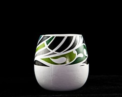 Maori Design (DASEye) Tags: davidadamson daseye nikon maori newzealand cup ceramic stilllife