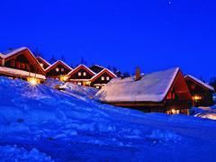 Norway, Beitostolen cabins (crystalpressoffice) Tags: birmingham westmidlands unitedkingdom