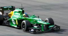 Giedo Van Der Garde a pleine vitesse sur Caterham CT03 F1 2013 - Version 10 (gcphoto.fr) Tags: formule1 barcelone vandergarde circuitdecatalogne f12013 caterhamct03