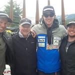 (L to R) Brandon Dyksterhouse, Brian Werry, Tyler Werry, JP Daigneault PHOTO CREDIT: Brian Werry