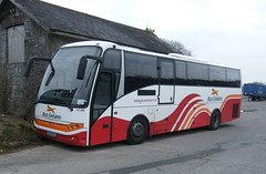 LC206 locked up for Easter in Mallow Goods Yard (lombardstown) Tags: bus coach mallow sb4000 lc206 08d2973