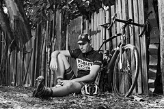 Michael CX (PandaZam!) Tags: blackandwhite 120 mamiya film alleyway epson rider crux specialized rz67 v700 attaquer wembleycycles