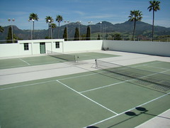Tennis Courts - Hearst Castle (Christian K McCoy) Tags: california sansimeon hearstcastle tenniscourts pacificcoasthighway cabrillohighway sansimeonca