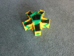 LEGO Stressed Structure prototypes (2) (origamiguy1971) Tags: sculpture lego curve curved stressed esseltine origamiguy origamiguy1971