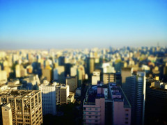 skyline sao paulo (elzauer) Tags: city brazil silhouette brasil skyline architecture outdoors photography cityscape saopaulo dusk sopaulo citylife nopeople development crowded urbanskyline tiltshift capitalcities cloudsky colorimage sopaulostate buildingexterior highangleview