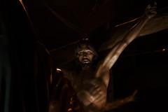 Muri por nosotros (Mishifuelgato) Tags: santa de maria sony jesus alicante cristo semana virgen parabola segura locura humanidad procesin mitos a290 callosa cruficcion
