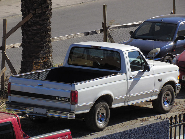 pickup f150 fordpickup camionetas xlt fseries fordf canonsx30 1994ford