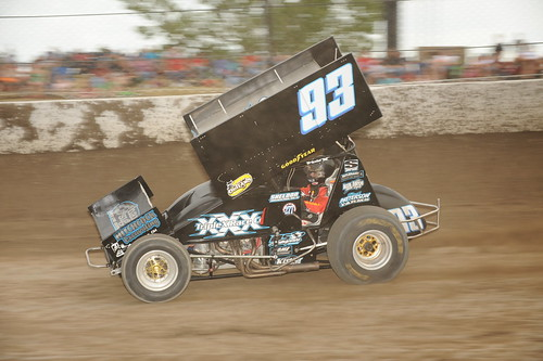 Sheldon at Eldora 2012