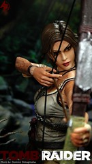 Tomb Raider (advocatepinoy) Tags: toys tomb review collection videogames gaming laracroft actionfigures howto comicbooks squareenix reboot tombraider tutorial dioramas shortfilms raider playarts toycollection acba videogameindustry toyreviews playartskai articulatedcomicbookart advocatepinoy advocate928 pinoytoykolektors filipinocollector highendtoys
