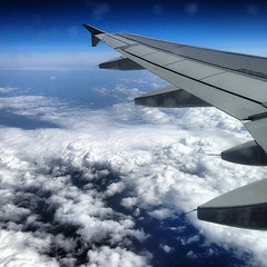 Flying to Israel (lgh75) Tags: sky plane square ciel squareformat avion inair envol iphoneography instagramapp