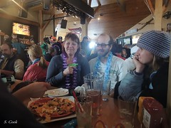 mingle in the Trap Bar (stevencook) Tags: ski skiing grand 420 skiresort wyoming grandtarghee 2013 stevencook scook stevencookrealtycom