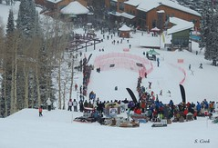 Grand Targhee 13th Annual Cardboard Box Derby (stevencook) Tags: ski skiing grand 420 skiresort wyoming grandtarghee 2013 stevencook scook stevencookrealtycom