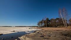 Mellsten_24 04 13 (ristozz) Tags: sea ice espoo finland mellsten haukilahti rantaraitti