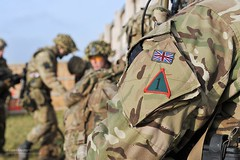 Soldiers of the Royal Tank Regiment (Defence Images) Tags: uk soldier army tank unitedkingdom military royal free camouflage soldiers british defense defence mtp personnel regiment rtr 2rtr nonidentifiable