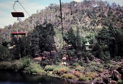 Cataract Gorge, Launceston, Tasmania (Arthur Chapman) Tags: australia tasmania launceston chairlift cataractgorge geo:country=australia geocode:accuracy=1000meters geocode:method=googleearth