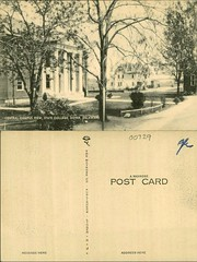 Central Campus View, State College, Dover, Delaware (Delaware Public Archives) Tags: school building college campus education learning environment agriculture administrative