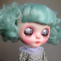 <Seaweed Girl>#Blythe Custom#