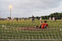 Austin Aztex vs University of Texas Club Soccer II (GuillermoHdz) Tags: net sports field sport club america ball austin photography football athletic goal goalie athletics shoot texas shot exercise kick soccer united running save intramural longhorns fields pitch states athlete futbol andres grubb penalty forward whitaker brooks association goalkeeper cuero asociacion athleticism aztex